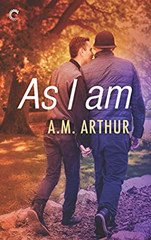 book cover of As I Am