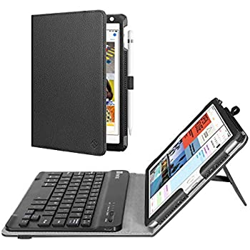 Amazon.com: IVSO Case with Keyboard for ipad Mini 5 7.9 ...