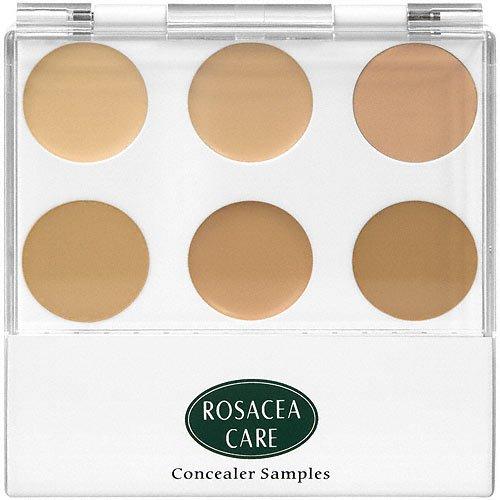 Rosacea Concealer Sample Box (6 piece)
