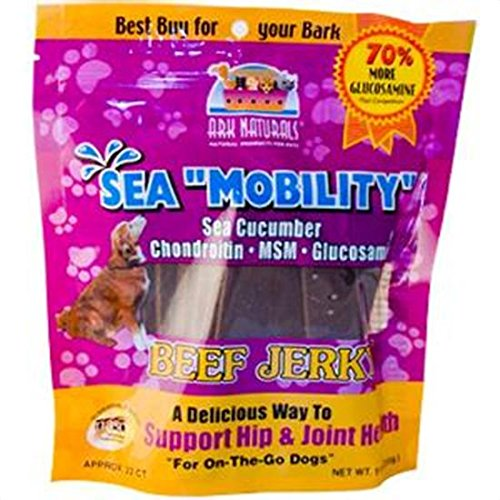 Sea Mobility Beef Jerky - Ark Naturals Sea Mobility Beef Jerky 22 count 9 oz. 214475