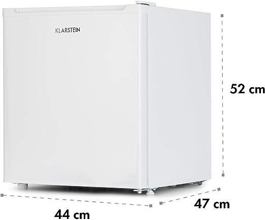 Klarstein Garfield Eco White Edition - Minicongelador de 4 ...