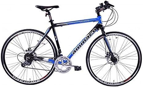 Ammaco fbr750 – Bicicleta Deportes Bicicleta de Carretera 16 Barra ...
