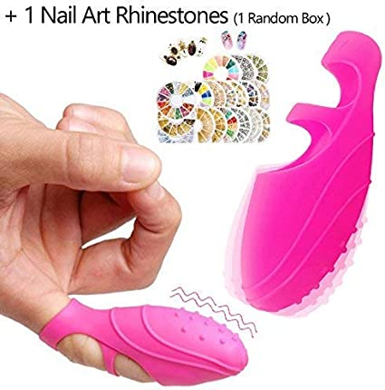 Especially Comfortable 4 Piece Set of Silicone Waterproof Items Suitable for You Or a Couple Strong Hand Feeling