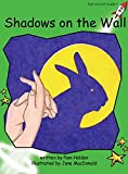 img - for Shadows on the Wall (Red Rocket Readers) book / textbook / text book