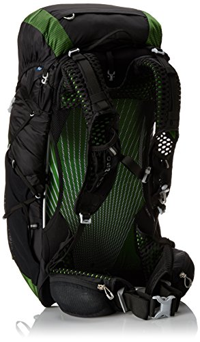 Osprey Packs Exos 38 Backpack (2017 Model), Basalt Black, Medium