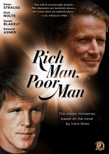 Rich Man, Poor Man: The Complete Collection by A&E