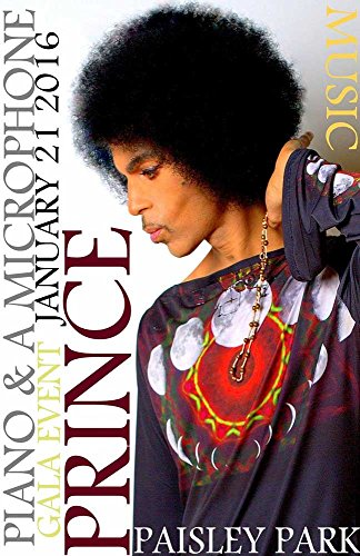 Prince Gala Event at Paisley Park Piano & A Microphone January 21 2016 11