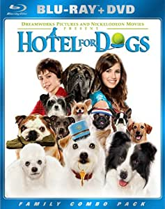 Hotel for Dogs (Two-Disc Blu-ray/DVD Combo)