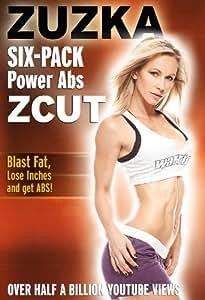 Zuzka ZCUT Six-Pack Power Abs DVD