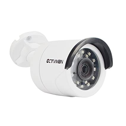 ctvman cámara IP POE exterior Webcam HD 1080P Mini inalámbrico de Camera etanche Zapatillas ONVIF P2P