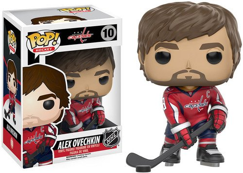 Funko POP! Hockey: NHL Washington Capitals 3.75Vinyl Figure