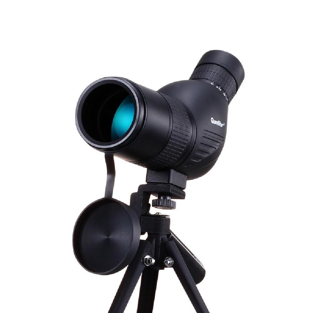 Ling@ 15-45 x 50 Vögeln HD niedrigen Licht Ebene Nacht Vision Monokular Teleskop bei hoher Vergrößerung Zoom Fernglas