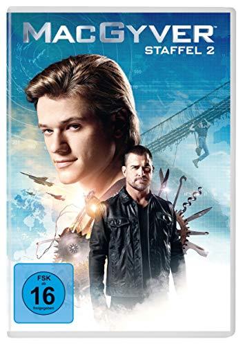 MacGyver - Staffel 2 [Alemania] [DVD]