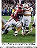 Eryk Anders Signed Autographed Auto Alabama Crimson Tide 11x14 Photo w/09 Champs - Proof