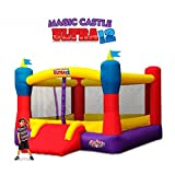 Blast Zone Magic Castle Ultra 12 Bounce Castle