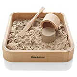 BrookStone Sand Box 9.5'' x 9.5