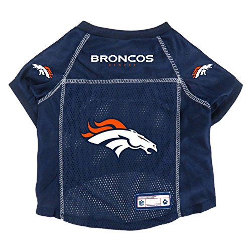 NFL Denver Broncos Pet Jersey, Medium