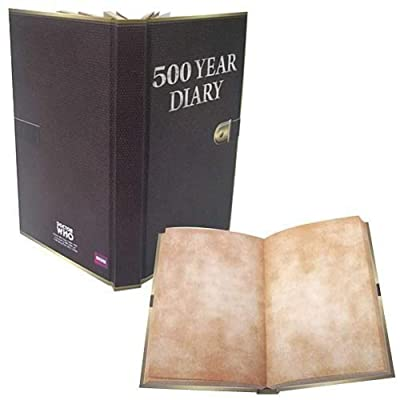 DR WHO 500 YEAR DIARY JOURNAL: Office Products