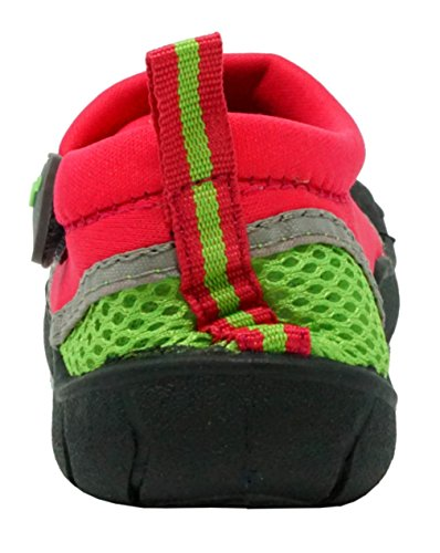Fresko Toddler Water Shoes for Boys and Girls, T1031, Pink, 6 M US Toddler