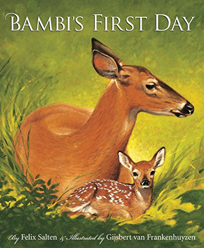 Bambi's First Day (Sleeping Bear Classics)