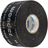 Shurtape PW-100 Corrosion Protection Pipe Wrap Tape: 2 in. x 100 ft. (Black)