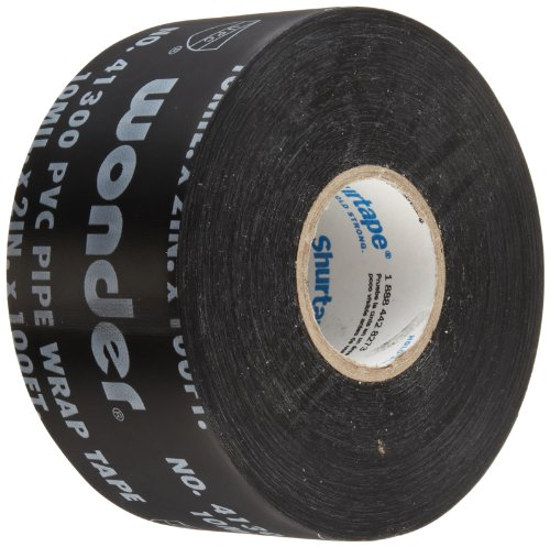 (Shurtape PW-100 Corrosion Protection Pipe Wrap Tape: 2 in. x 100 ft.)