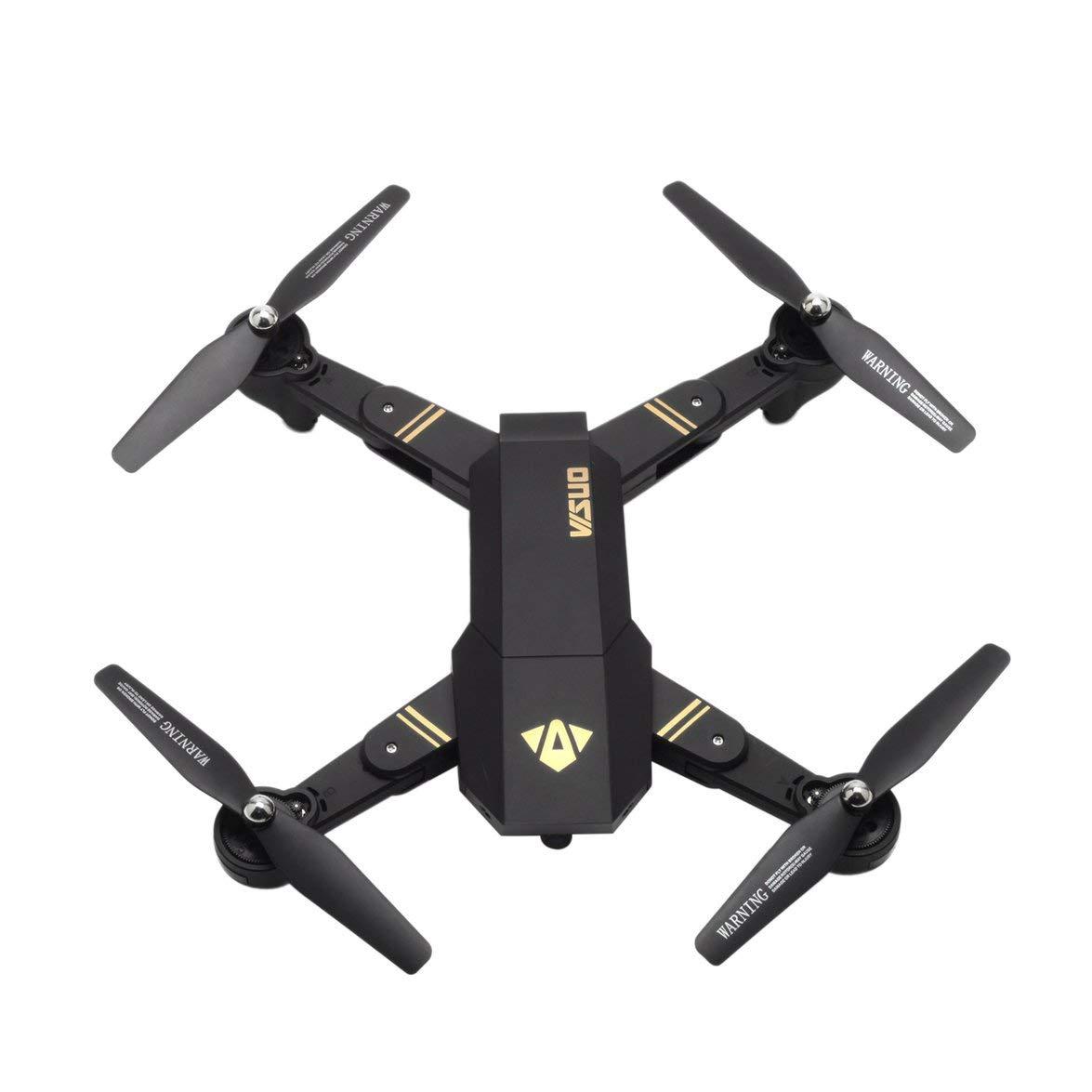 Kongqiabona VISUO dron XS809HW cuadricóptero RC cuadricóptero ...