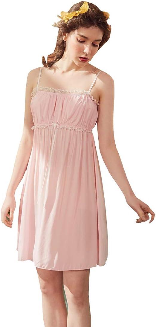Ladies Womens Nightdress Nightie Pyjamas Pajama Nightwear