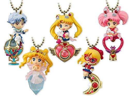Twinkle Dolly Sailor Moon 4 Box of 10 Figures (製造元:Bandai Japan) [並行輸入品] B07BG9C5DD