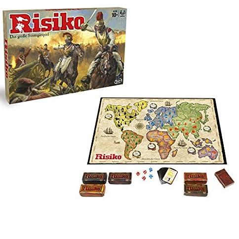 Hasbro Gaming–Risk Multicoloured - 51 2B7vvZkFJL - Hasbro Gaming–Risk Multicoloured