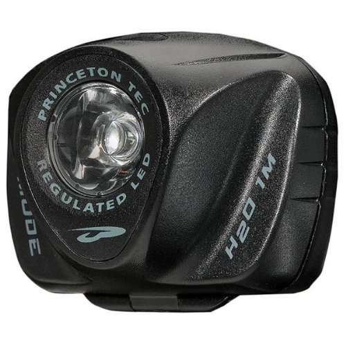 Princeton Tec Eos Bike LED Headlight: Black