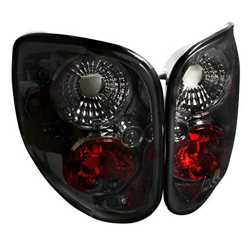 Spec-D Tuning LT-F150F97G-TM Spec-D Altezza Tail Light Smoke