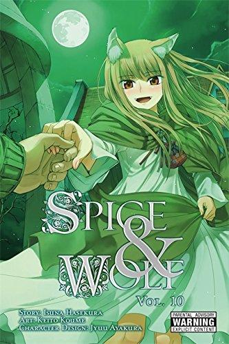 Spice and Wolf, Vol. 10 - manga