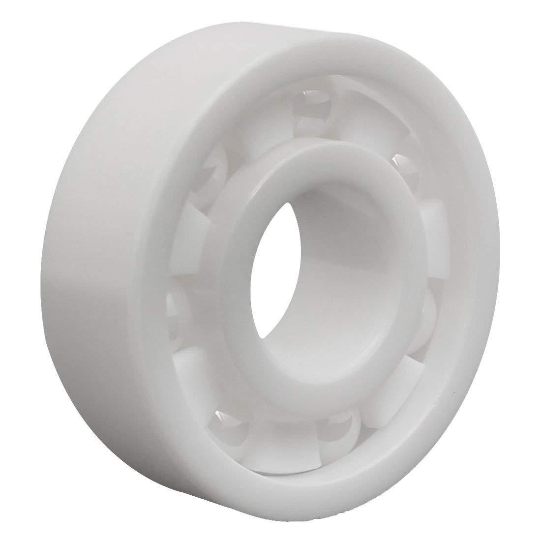 6704 Full Ceramic Bearing ZrO2 Ball Bearing 20x27x4mm Zirconia Oxide