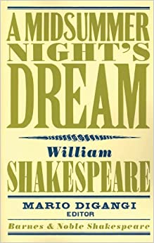 Midsummers Night's Dream, A (Barnes & Noble Shakespeare)