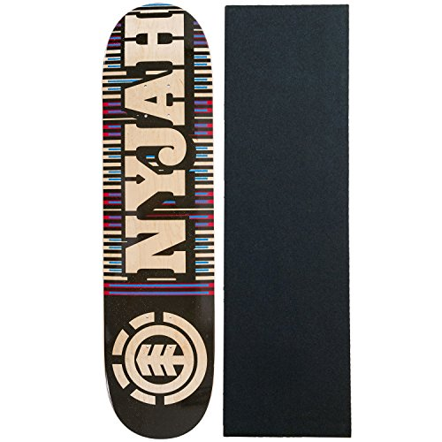 Element Skateboard Deck Nyjah Huston 1st Phase 8.0″ With Pro Grip