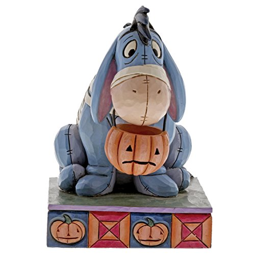 Enesco Jim Shore Disney Traditions 6000952 Eeyore in Mummy Costume -