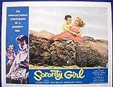 SORORITY GIRL MOVIE POSTER! 1957 Bad Girl l/c #6