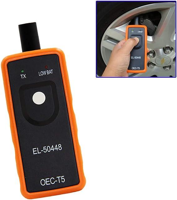 Gcroet 1pc Automotive Reifendruckmessgerät Sensor Reifendruck Monitoring Tool Auto Werkzeug Auto Gerät Zurücksetzen Relearn Activation Tool Auto