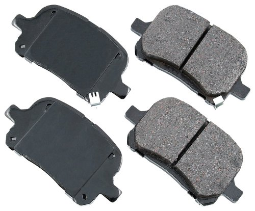 Akebono ACT707 Brake Pad Set