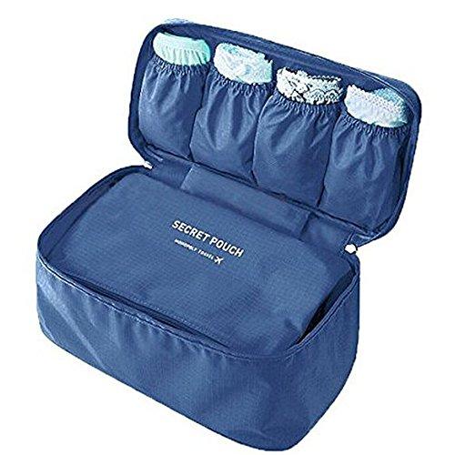 Lalagen Underwear Multifunctional Waterproof Blue