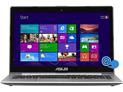 ASUS VivoBook S400CA Ultrabook - Intel Core i5 4GB RAM 500GB HDD#43; 24GB SSD 14'' Touchscreen Windows 8 (S400CA-RSI5T18)