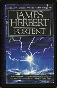 Portent james herbert 9780771040726 books for Portent herbert