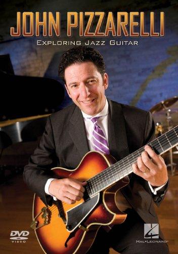 John Pizzarelli - Exploring Jazz Guitar DVD