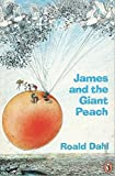 img - for James and the Giant Peach (Puffin Books) book / textbook / text book