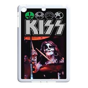 FOR Ipad Mini 2 Case -(DXJ PHONE CASE)-Kiss Music Band-PATTERN 16