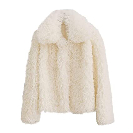 FuweiEncore Escudo de Las señoras Outwear Chaqueta Parka Prendas de Abrigo Casual Mujer Casual Chaqueta Moda