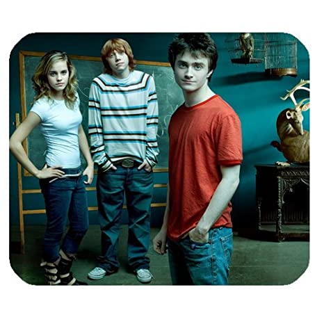 Amazon.com: Harry Potter Printed Photo Rectangle Gaming ...
