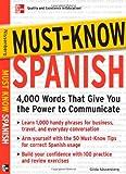 Must-Know Spanish, Gilda Nissenberg, 0071456430