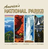 America's National Parks, Don Compton, Bruce Foster, Paper Engineer, 0975896032